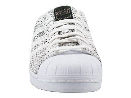 Adidas Superstar Gid Homme Baskets Mode Blanc =- Noir/blanc