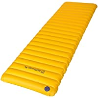 Paria Outdoor Products Recharge Sleeping Pad - Ultralight, Insulated Air Pad - Perfect for Backpacking and Camping
