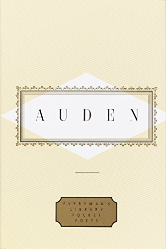 Auden: Poems (Everyman's Library Pocket Poets)