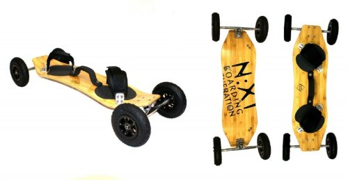 Next Mountainboard Bamboo