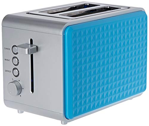 Master toast02/BL Grille-Pain, 750W, bleu