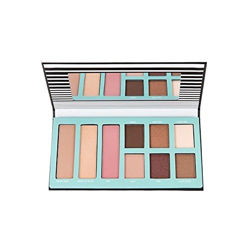 Lottie London Obtenir Le #Selfie Regard De La Palette (Pack de 6)