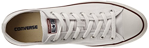 Converse Chuck Taylor All Star, Sneakers Unisex - Adulto Bianco