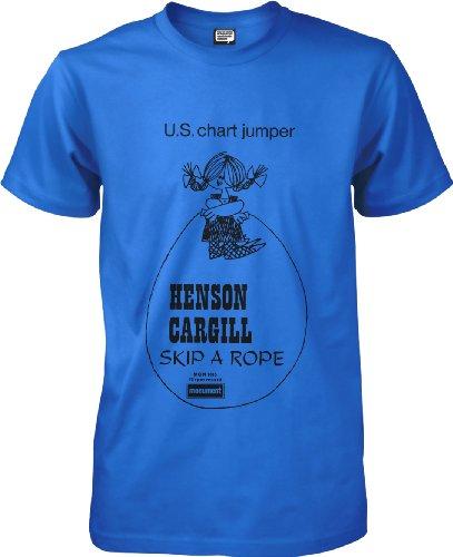 msica-diseo-de-wantat-camiseta-cargill-skip-henson-diseo-de-motivos-de-60s-t-camiseta-de-manga-corta