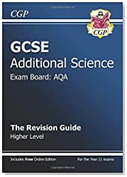 GCSE Additional Science AQA Revision Guide - Higher