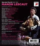 Puccini: Manon Lescaut [Blu-ray] -