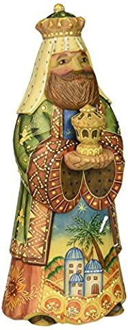 G. Debrekht 526323 King Balthazar Figurine, 5-1/2-Inch by G.