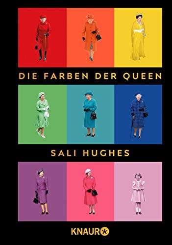 Die Farben der Queen (König & Queen Kostüm)