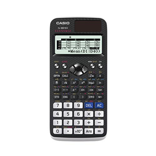 Casio FX-991EX-S-UH Scientific C...