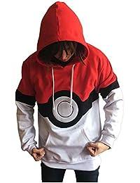Pokemon Pullover Anime Hoodie Unisex