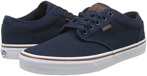 Blu 38.5 EU Vans Atwood Sneaker Uomo S18 C/Yellow Scarpe oib