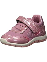 Geox Baby Girl's B Shaax B Low-Top Sneakers