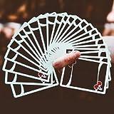 D52 Black Cherry Casino Playing Cards