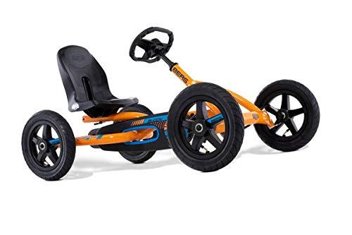 Berg Gokart Buddy B-Orange 24.20.60.02 - Junior Gokart 3-8 Jahre Modell 2019