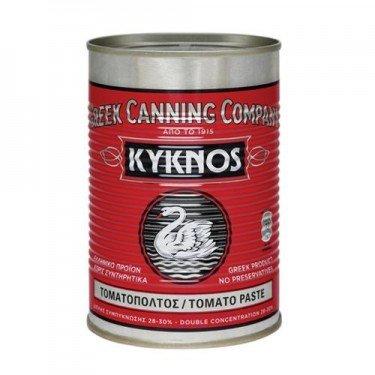 Kyknos - Tomatenpaste - 28-30% - 410g Dose
