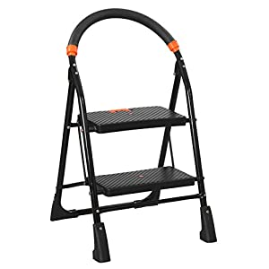 Blyssware Ladder Steps – Foldable for Home Use with 7 Year Warranty