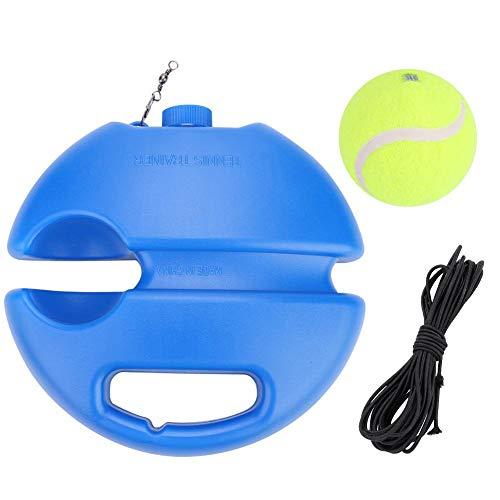 Entrenador pelotas tenis Baseboard tenis cuerda 1