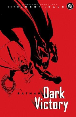Batman: Dark Victory by Loeb, Jeph (2002) Paperback