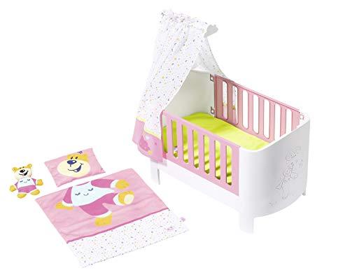 Zapf Creation 827420 BABY born Care Magisches Himmelbett Puppenzubehör, bunt
