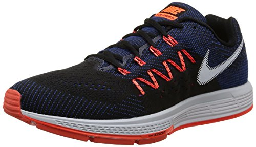 Nike–Air Zoom Vomero 10, Chaussures de running pour homme Game Royal/Wht-Hypr Orng-Blck
