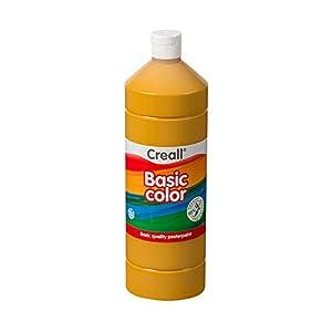 Creall havo018171000ml 17Ocre Havo Basic Color Póster Pintura Botella