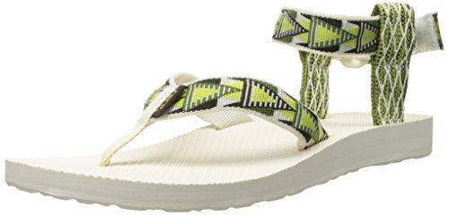 Teva Damen W Original Sandal Green (Macl)