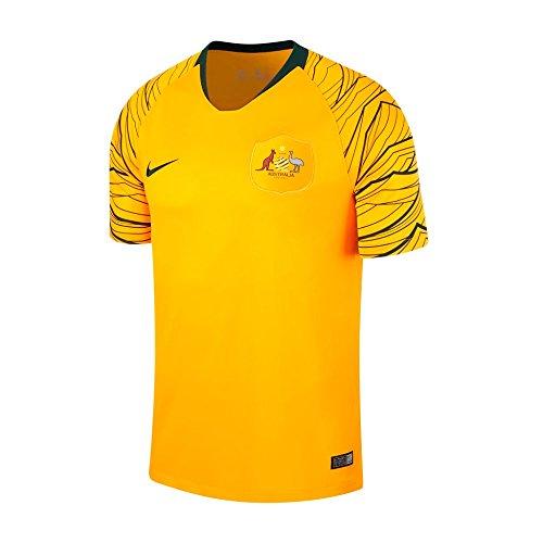 2018-2019 Australia Home Nike Football Shirt - Australien Trikot