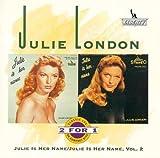 Julie London Cool jazz