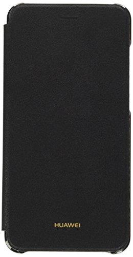 Huawei - Étui de portable - Étui à rabat/Huawei P9 Lite (2017) - Noir (Ref: 51991958)