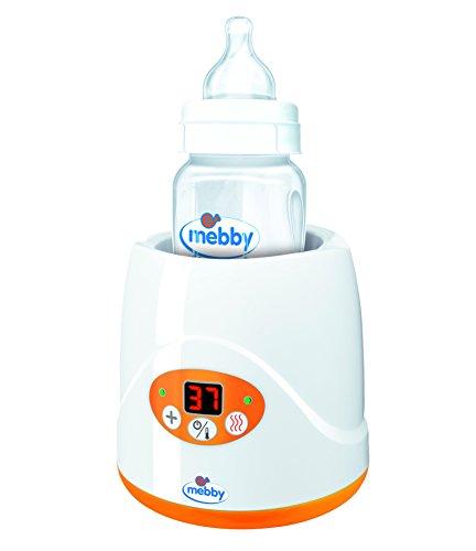 Mebby 95135. Flaschenwärmer Elektro mit Display LCD