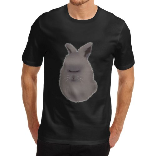 TWISTED ENVY Herren T-Shirt Schwarz - Schwarz