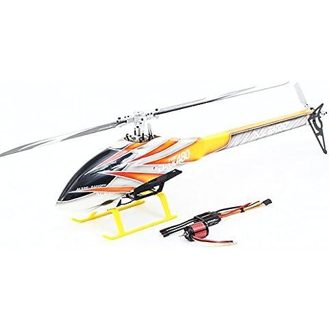 Bluelover ALZRC diablo 480 COSUDE/DFC rápido helicóptero Combo estándar