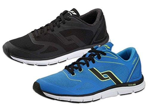 Pro Touch Run-Schuh Oz Pro V M - schwarz blue/lime/lime