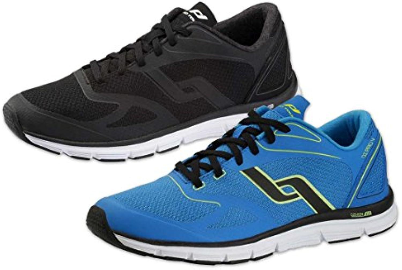 Pro Touch Run Schuh Oz Pro V M   blau/schwarz/rot  Größe:43
