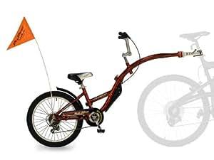 WeeRide Fahrradtrailer Pro Pilot, Kinderfahrrad zum