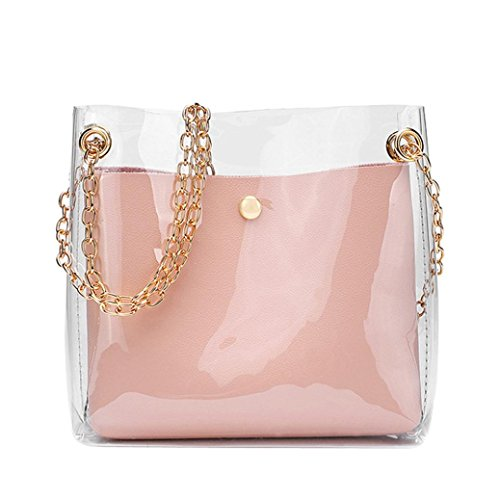 ltertasche Rosa Rose As Show ()