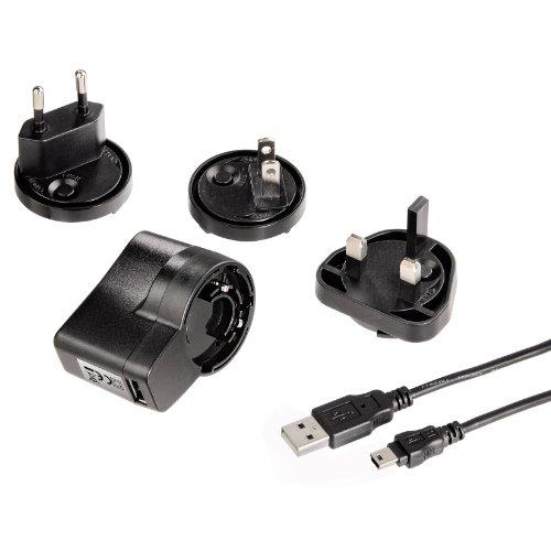 """Hama Mini-USB-Reiselader """"4Trip"""" für Navigationsgeräte"""