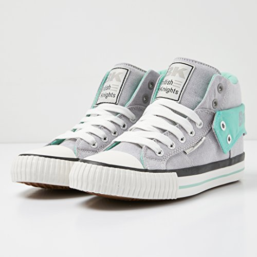 British Knights  Roco, Sneakers Basses femme Gris