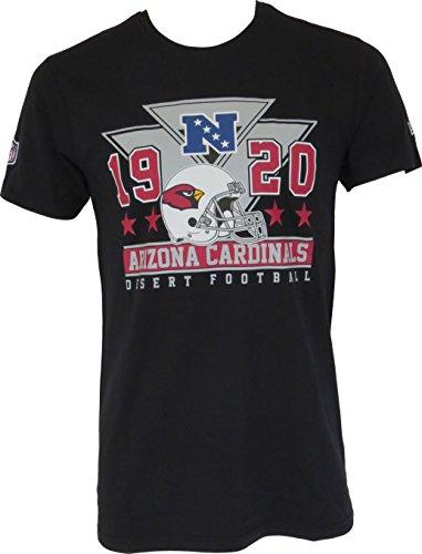 New Era NFL ARIZONA CARDINALS Triangle Classic T-Shirt, Größe:M (Shirt Arizona Classic)