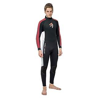 ASCAN JUNIOR OVERALL 4mm Kinder Neoprenanzug Surfanzug , 148
