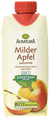 Alnatura Bio Milder Apfelsaft (1 x 330 ml)