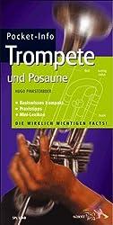 Pocket-Info: Trompete, Posaune, Flügelhorn und Kornett: Basiswissen kompakt, Praxistipps, Mini-Lexikon