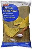 tegut… Tortilla Chips, Natur, 10er Pack (10 x 200 g)