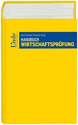 Handbuch Wirtschaftsprüfung