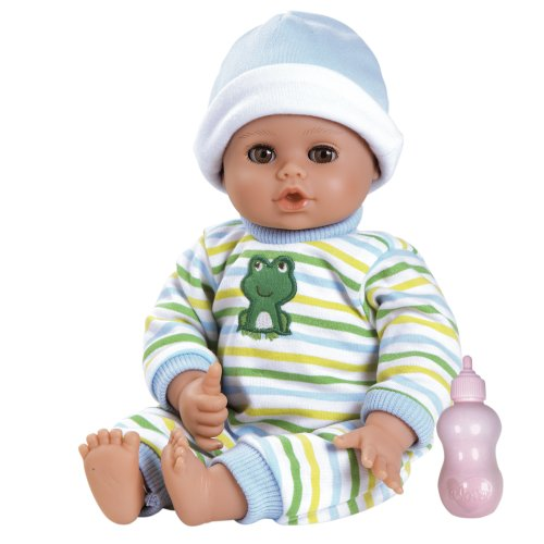 adora-playtime-baby-doll-13-inch-baby-boy-light-brown-skintone-brown-eyes-blue-green-and-white-rompe