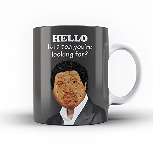 Lionel Rich Tea Is It Tea You're Looking For Funny Mug Gift