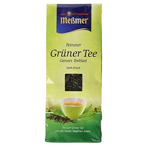 Meßmer Grüner Tee, 150g Packung