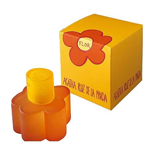 Agatha Ruiz de la Prada Blume Badewasser für Frauen - 100 ml
