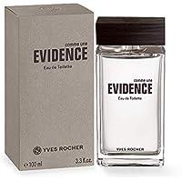 Yves rocher eau de toilette comme UNE Evidence hombre
