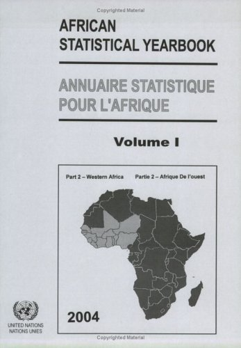 Annuaire statistique pour l'Afrique ...